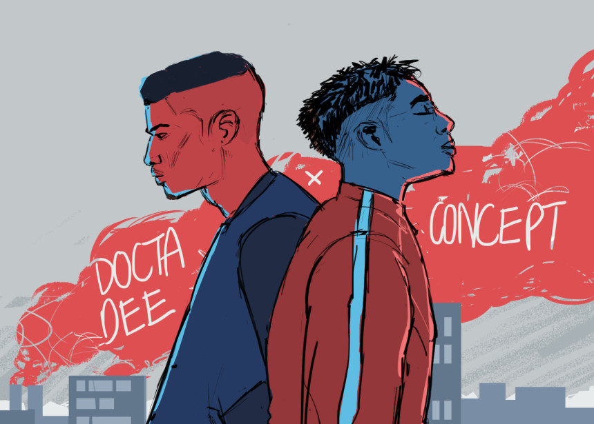 Complex Premieres Concept x DoctaDee 'Too Raw For Dem' EP