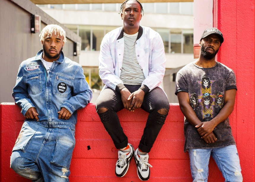 MTV UK Features Team Salut 'Hot Property' In 'New Music Round-Up'