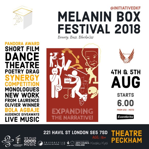DAZED Features Melanin Box Festival